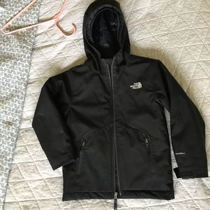 The North Face Winter Coat w Hood